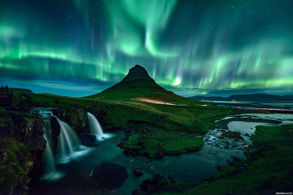 Below Iceland